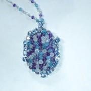 Blue ame neck 2